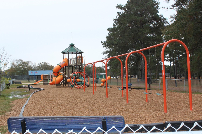 City Park Playground