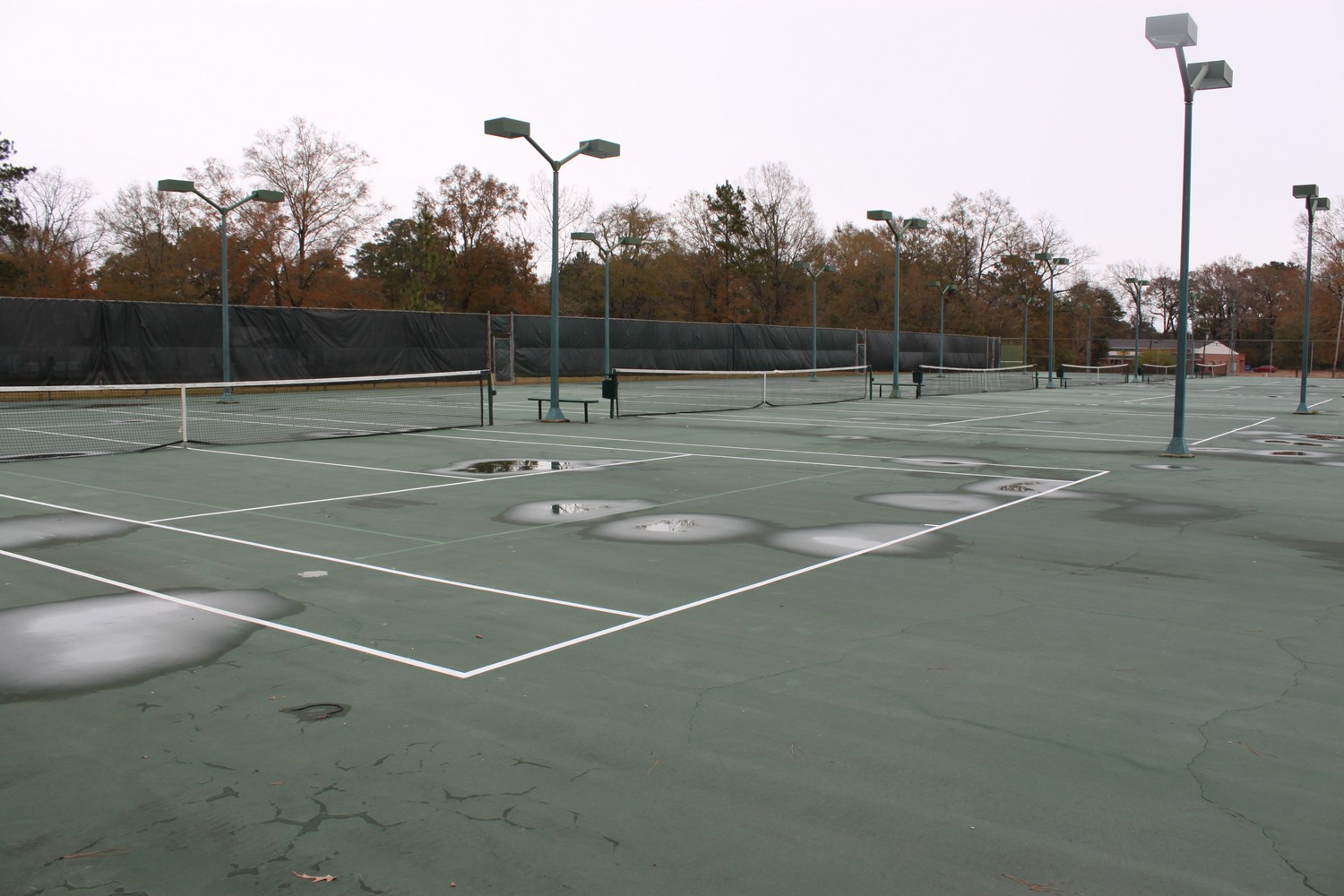 City Park Tennis Courts