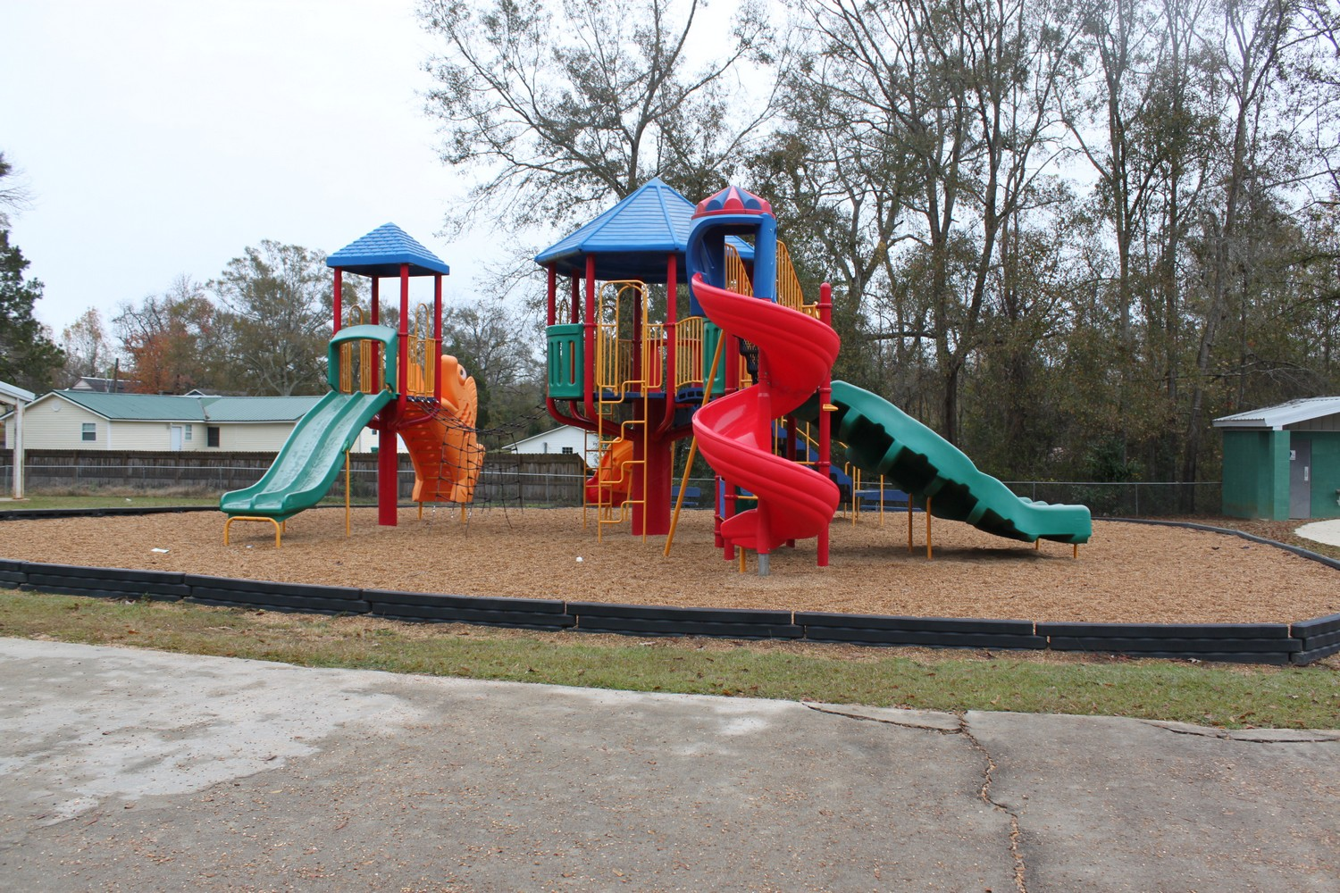 Bethel Playground and Spray Park