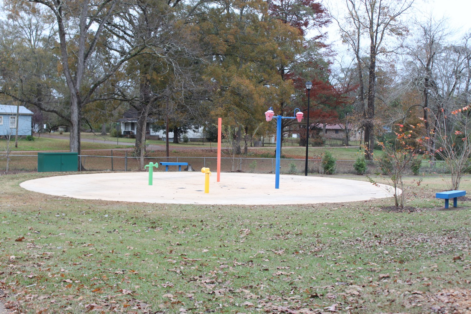Bi-Centennial Playground and Spray Park